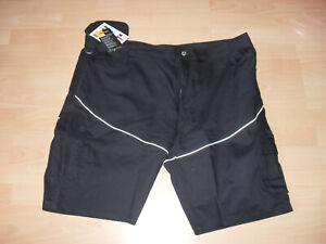 kurze Hose, Arbeitshose, schwarz, Gr. 66, NEU, Orig Verpackt , pka Workwear