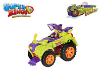 SUPERZINGS - Villain Monster Roller with 2 exclusive SuperZings Villain