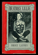 Beatrice Lillie The Funniest Woman in the World By Bruce Laffey Hardcover 1989