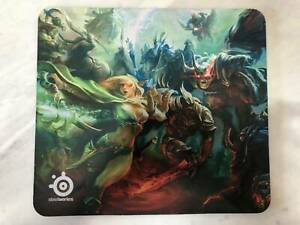 Steelseries Large Mouse Pad Warcraft limited Edition non slip