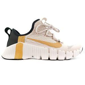 Nike Free Metcon 3 LT Brown Gold Training Shoes CJ6314 170 Womens Size 7.5