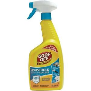 Goof Off Household Heavy Duty Remover 22 oz