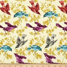 1/2 Yd Half yard Anna Maria Horner Honor Roll Chatterbox Guilded FreeSpirit Fabr