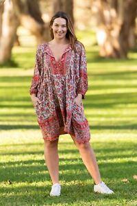Keira Gypsy Tunic Dress