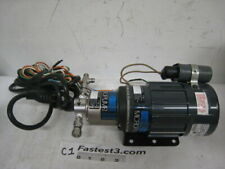 Micropump 81282 121 20045 121 Emerson Motor K33Mybsn-722 Micropump Controller