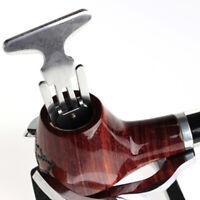 Rauchen Tabak Tabakpfeife reinigen Edelstahl Reinigung Reibahle-Clean F9L7 R6D2