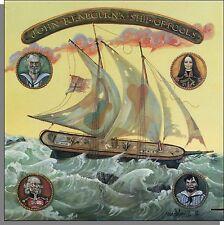 John Renbourn - John Renbourn's Ship of Fools - New 1988 Folk, Guitar LP Record!