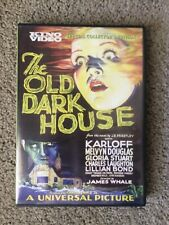 The Old Dark House DVD James Whale 1932 Universal Horror