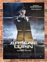 Plakat Kino Arsene Lupin Pascal Gréggory Romain Duris 120 X 160 CM