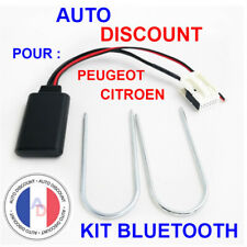 ADAPTATEUR BLUETOOTH Peugeot 207 307 308 407 607 807 1007 4007 - RD4