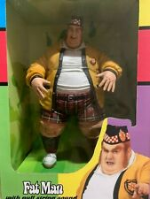 Austin Powers Battery Powered Fat Man Doll with Box