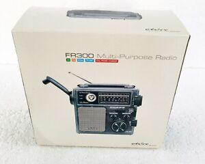 Eton FR300 Multi Purpose Emergency Radio AM/FM/WEATHER/VHF