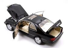 Norev Mercedes Benz CL 600 Coupe C140 1997 Black 1:18 183447