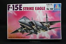 XY043 ITALERI 1/72 maquette avion 166 F-15E Strike annee 1988 Eagle Ptitoys