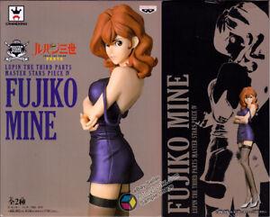 Lupin The Third Fujiko Mine Figure Part 5 Master Stars Piece IV by Banpresto