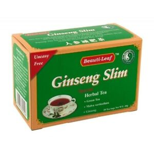 Natural Detox Ginseng Tea Weight Loss Tea, Slimming Tea, Burn Fat Tea, Diet Tea
