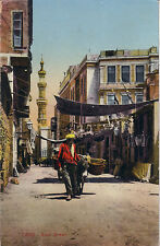 EGYPTE - LE CAIRE - RUE ARABE.