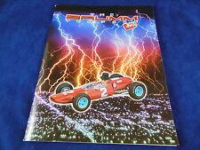 Catalogo Auto Modellismo Brumm Tempest EDIZIONE 1999