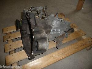 VW Golf 3 // Getriebe CYZ