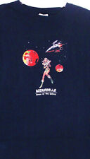 BARBARELLA Queen Of The Galaxy T-Shirt XL ~ NEW