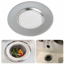 Kitchen Stainless Steel Sink Strainer Disposer Mesh Plug Drain Stopper Filter