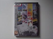 dreamcast collection jeu pc neuf sous emballage 4 jeux en 1 .