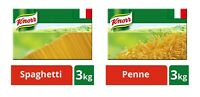 (2x3kg) Knorr Pasta Spaghetti, Knorr Pasta Penne