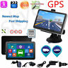 7''TRUCK CAR Navigation GPS Navigator SAT NAV 8GB All US Map SPEEDCAM POI