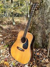 Marlboro Martin Acoustic Guitar Vintage D-35 Replica Rosewood Sitka Spruce Cedar
