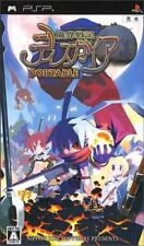Used PSP Disgaea Hour of Darkness Portable SONY PLAYSTATION JAPAN IMPORT