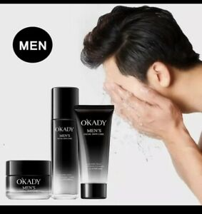 Skin Care Gift Set for Men - Instant Facelift, Dark Circle, Oil Control, Hydrate
