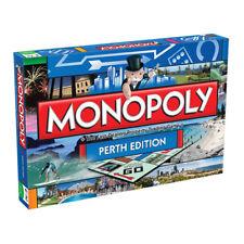 Monopoly Perth Edition Board Game NEW