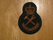 Canadian Army Trade Badge Trade Group 4 Structures Technician