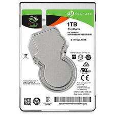"""Seagate ST1000LX015 1TB 8GB NAND 128MB SATA 2.5"""" Laptop SSHD HDD Hard Drive"""