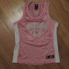 Steve Nash Phoenix Suns Pink Jersey Womens Adidas NBA 4 Her Size Large