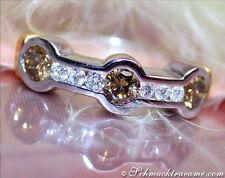 Ringe aus Weißgold Brillantschliff mit Diamanten