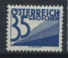 Austria 1925 Mi. 151 Nuovo ** 100% Nouveaux dessins à la pointe