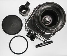 "Hasselblad Chrome SWC with Rare Black ""Non T*"" 38mm f4.5 Biogon #uhw11089"