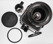 "Hasselblad Chrome SWC with Rare Black ""Non T*"" 38mm f4.5 Biogon #uhw11089"