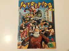 INTREPIDO No. 4 1992 (Milo Manara)