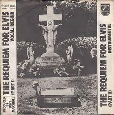 The Requiem For Elvis Vocal: Regina/Instrumental (Vinyl-Single 77) Tony Marshall