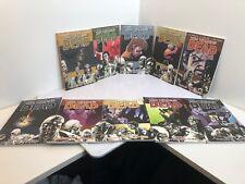 THE WALKING DEAD Vol 4-13 TPB Image Comics Kirkman TWD 10 Book Lot