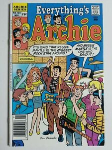 Everything's Archie (1969) #139 - Very Fine - Newsstand variant