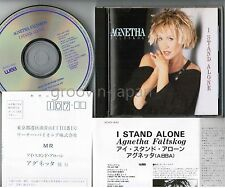 ABBA-AGNETHA I Stand Alone JAPAN CD 32XD-940 w/PS+INSERT+POSTCARD Free S&H/P&P