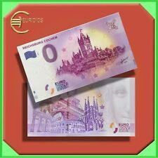 0 Null Euro € Schein Reichsburg Cochem 2017-1