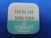 TISSOT ORIGINAL Cal 2400-2404 Roue des heures Hour wheel Stundenrad 250.Ht 145