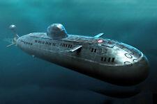HobbyBoss 83529 Soviet Victor III Class Attack Submarine 1/350 Scale Model Kit