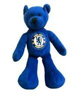 Chelsea Football Soccer Club Blue Teddy Bear Official Product Soft Plush Toy