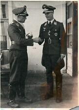 Foto, Wk2, Offizier der Luftwaffe (N)21072