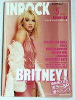 INROCK 5/2002 #221 Japan Music Magazine Britney Spears Oasis Marilyn Manson